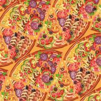 Pattern pizza by GruberJan