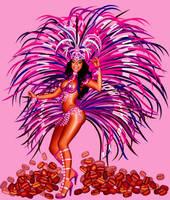 Brazil Carnival by GruberJan