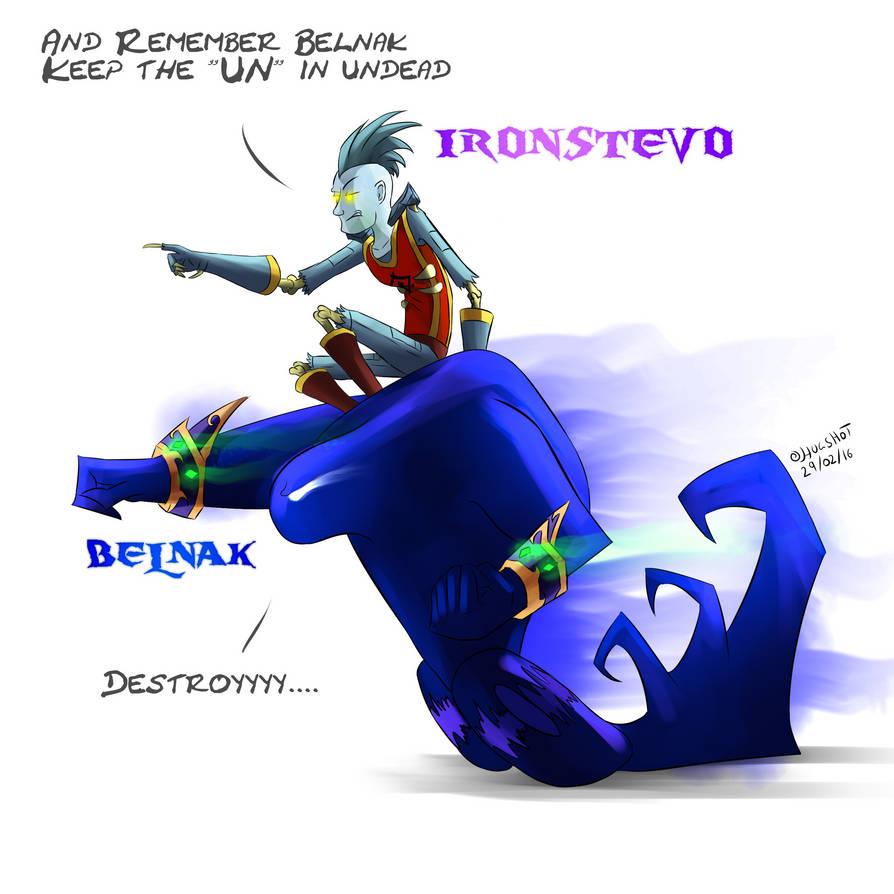 Ironman Undead by Hugshot