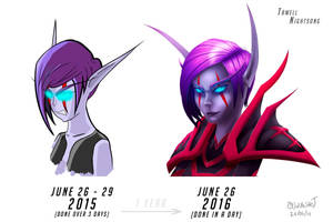 Tawell from 2015-2016 by Hugshot