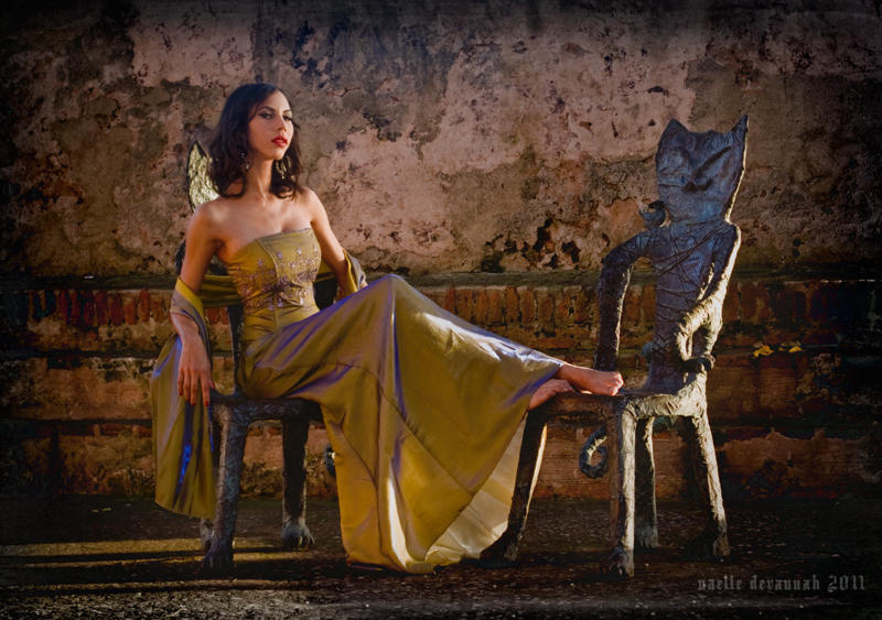 Madame Venenum by uvita