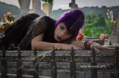 Widow's Bribe: Caught in my web by uvita