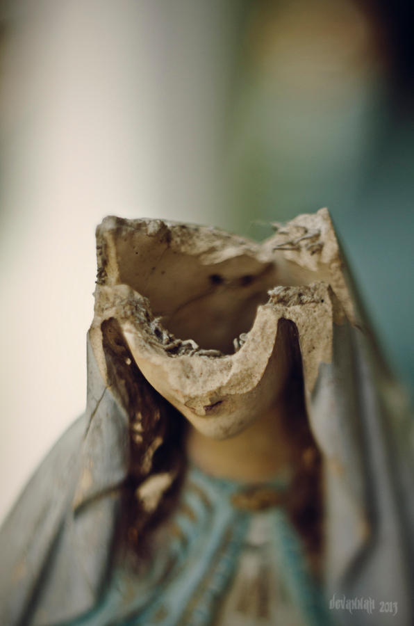 The Headless Mary, Revisited by uvita