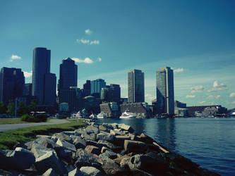 Boston by Ururuty