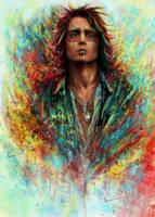 Johnny Depp by Ururuty
