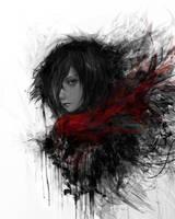 Mikasa Ackerman by Ururuty