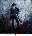 supernatural. woman hunter by Ururuty