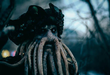 Davy Jones by Ururuty