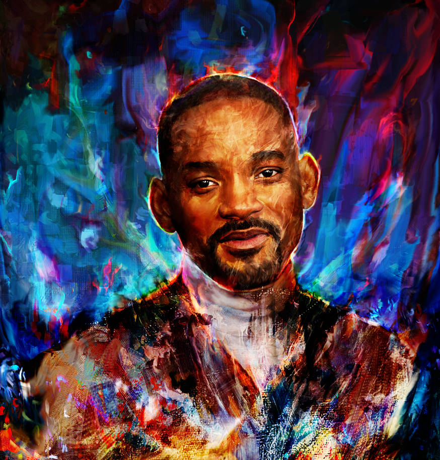 will smith by Ururuty
