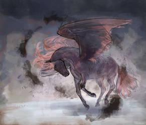 The gift for Dark Fidelity by Silentium-est-Aureum