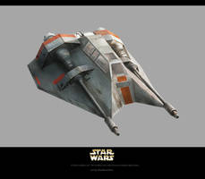 Airspeeder-Star Wars by Madboni