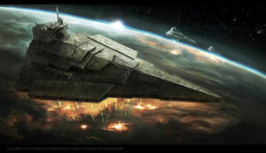 Victory II-class Star Destroyer by Madboni