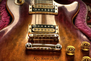 Gibson Les Paul Standard by KrisSimon