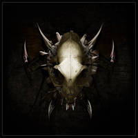 MagnumSkeleton_Bizarro by InfiniteCreations