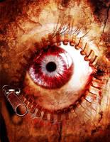 Zipper Eye by InfiniteCreations