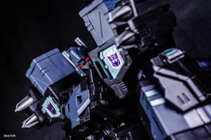 Super Optimus Ultra Nemesis Magnus Prime~ by xIGetUm