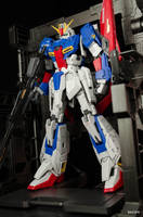 Zeta Gundam, ready to launch! by xIGetUm