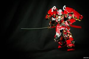 Red Warrior~ by xIGetUm