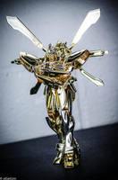 God Gundam~ by xIGetUm