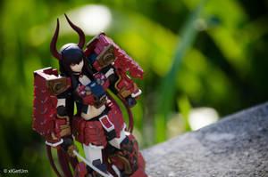 Red Warrior by xIGetUm