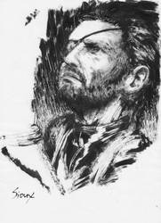 MGS V: Big Boss by Kimi-the-Sioux