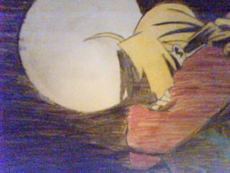 Edward Elric by starclanfollower