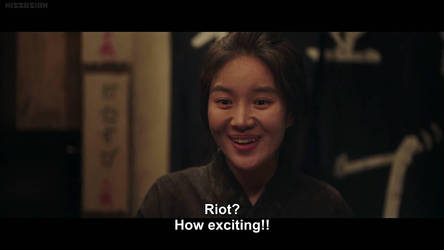 riot  by khxoxo