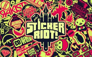 STICKER RIOT Prelude by Quiccs