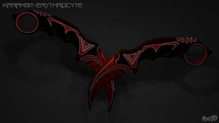 Karambit - Erythrocyte by RusticDusty