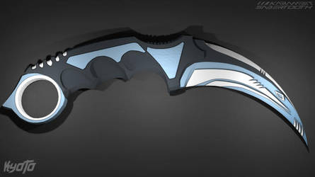 Karambit - SaberTooth by RusticDusty