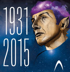 Spock by Ddgue