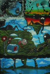 River runs red by Alizadeh-Art
