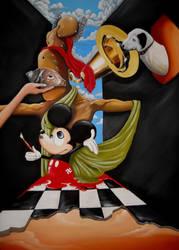 helter skelter by Alizadeh-Art