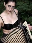 accordion girl by redtrain66