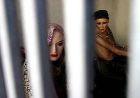 behind bars by redtrain66