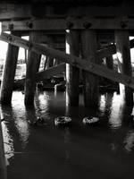 under the bridge by redtrain66