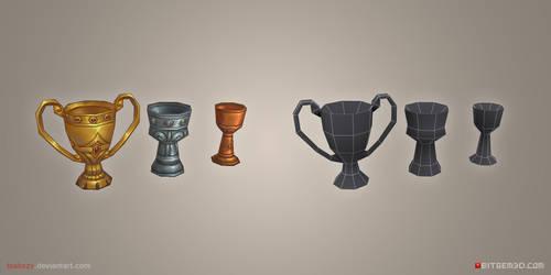 Loot, Trophies-goblets by tsabszy