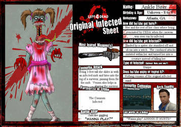 Original L4D Infected by cross-bonez