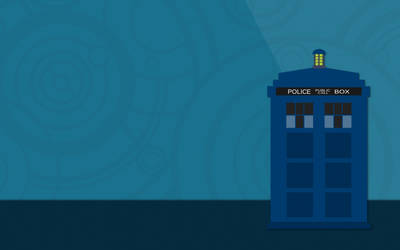 Numix - Blue Tardis by satya164
