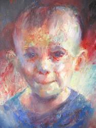 Missing Child portrait 3 by johnpaulthornton