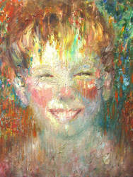 Missing Child Portrait 14 by johnpaulthornton