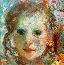 Missing Child Portrait 31 by johnpaulthornton