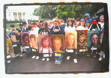 Missing Children Exhibition by johnpaulthornton