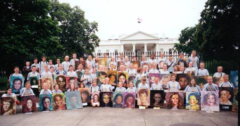 Missing Children WhiteHouse by johnpaulthornton
