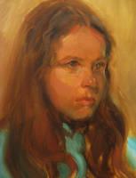 Missing Child Portrait 43 by johnpaulthornton