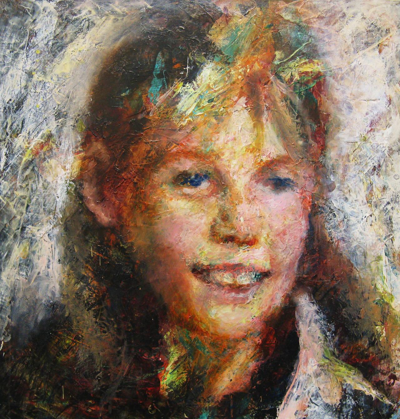 Missing Child Portrait 50 by johnpaulthornton