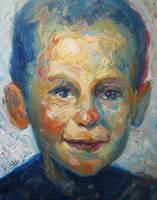 Missing Child Portrait 52 by johnpaulthornton