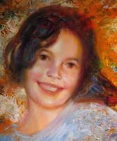 Missing Child Portrait 66 by johnpaulthornton