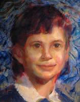 Missing Child Portrait 71 by johnpaulthornton