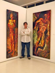 John Paul Thornton Solo Exhibition by johnpaulthornton